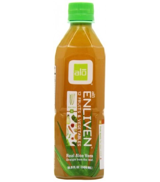 [Alo] Aloe Vera Drink Enliven, Fruits & Vegetables