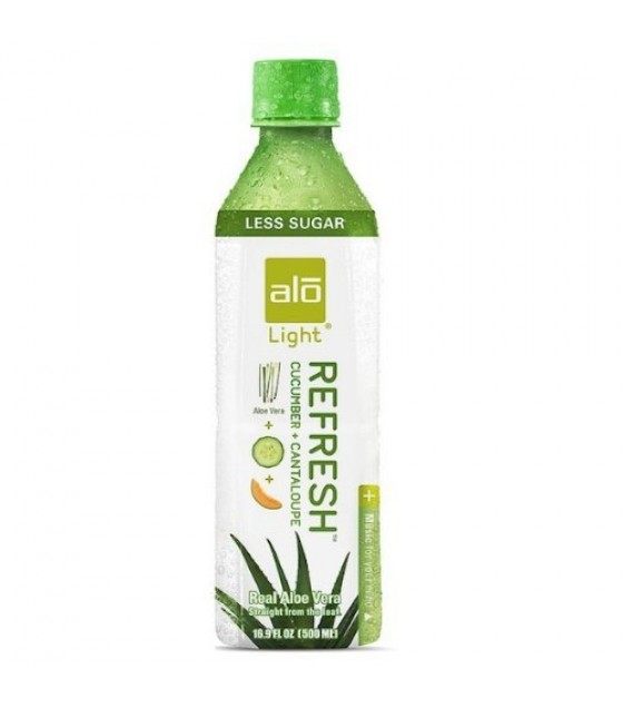 [Alo] Aloe Vera Drink Refresh, Light