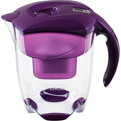 [Mavea] Elemaris XL Pitcher Eggplant Purple, 9 Cup