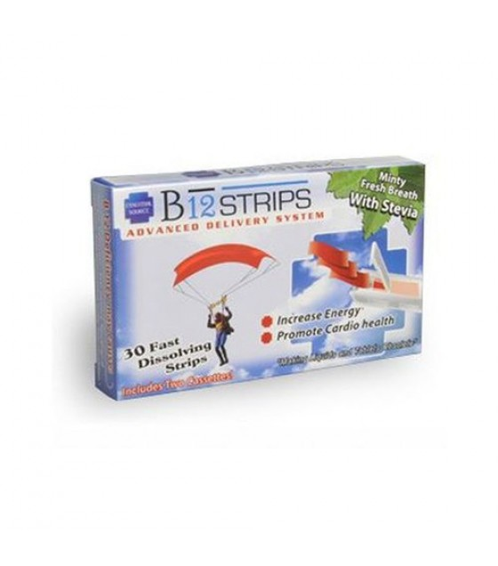 [Essential Source] B12 STRIPS,1000MCG