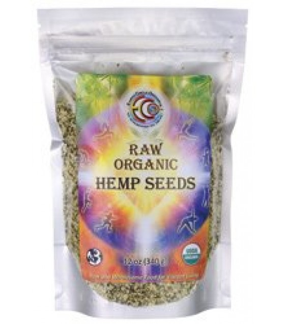 [earth Circle Organics] Hemp Seeds,og2