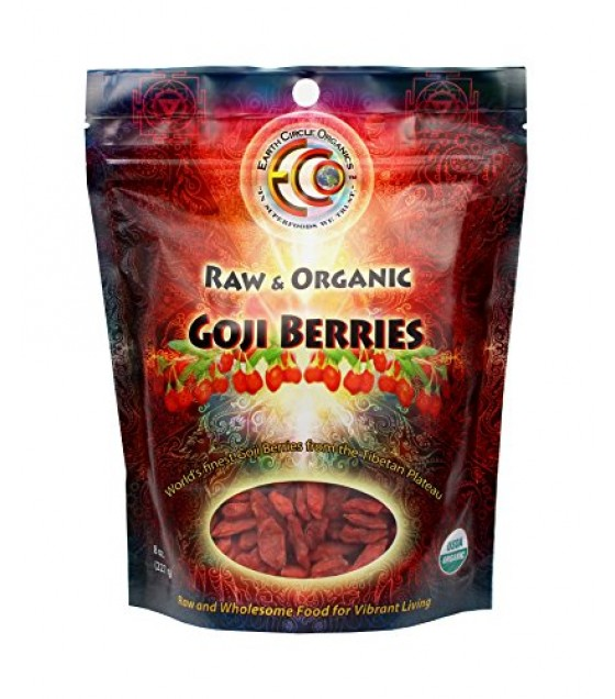 [earth Circle Organics] Goji Berries,og1
