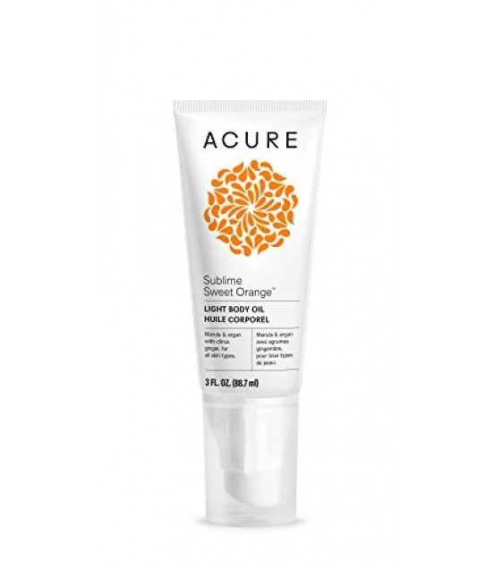 [acure] Dry Oil,bdy Spry,ctrsgngr