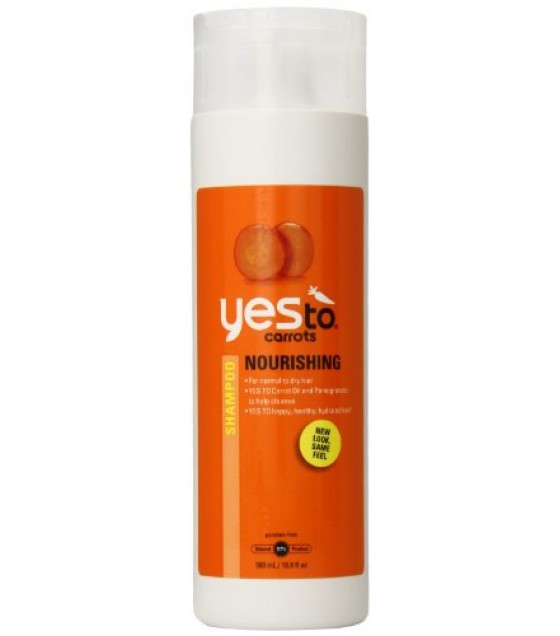 [Yes To]  Carrots, Nourishing Shampoo