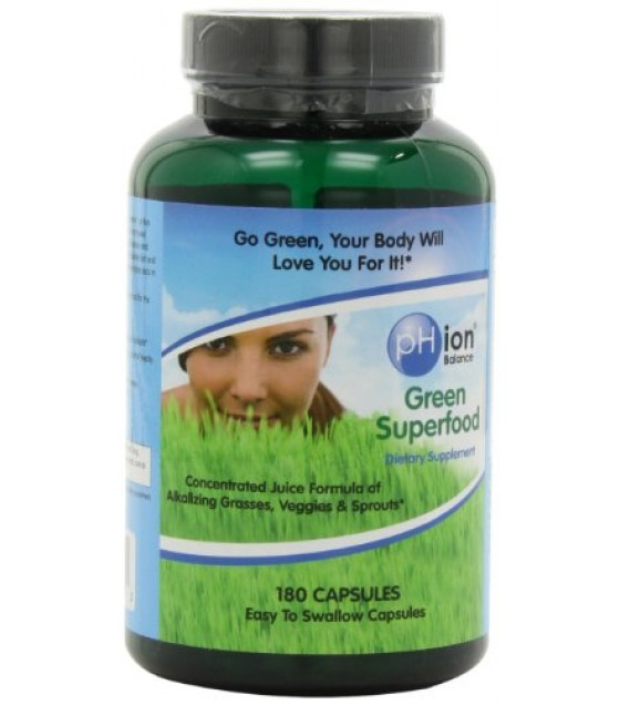 [Ph Ion Balance]  Green Superfood