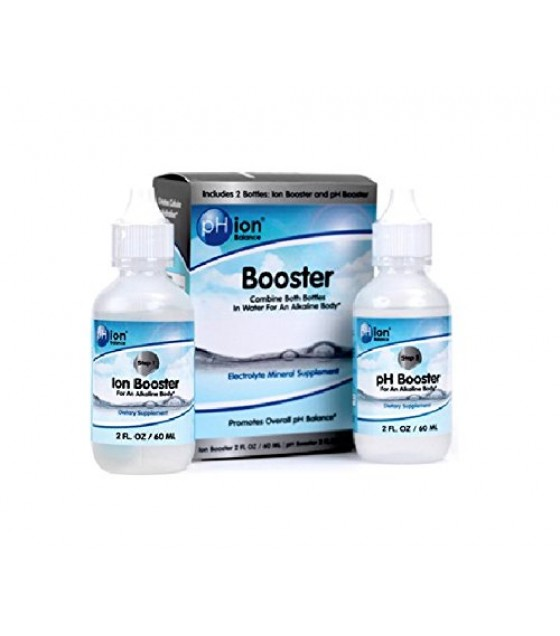 [Ph Ion Balance]  pH Booster Kit