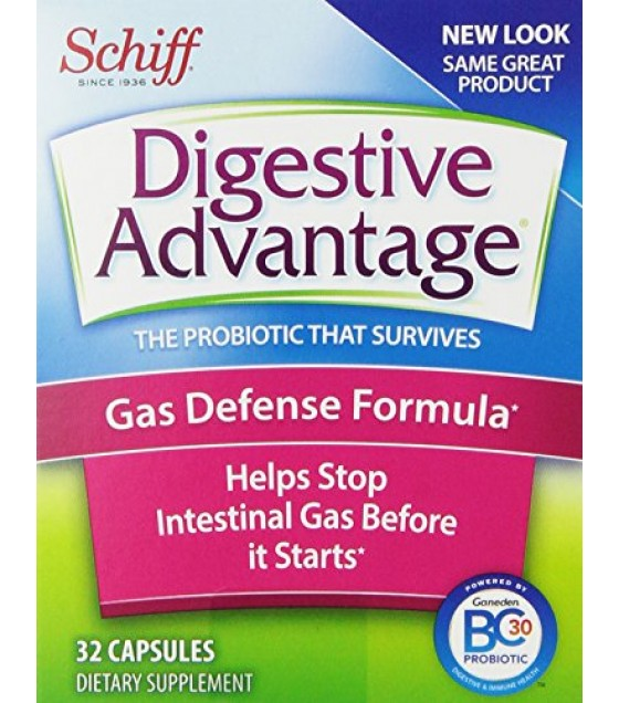 [Schiff Vitamins] DIGSTV ADV,GAS DEFENSE