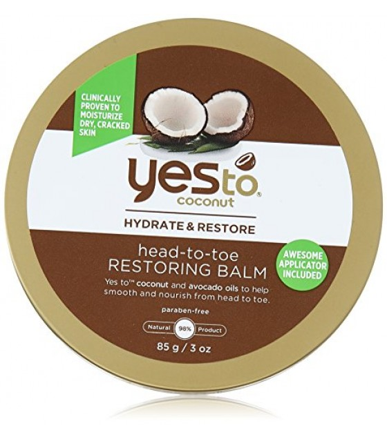 [Yes To]  Coconut, Restoring Balm