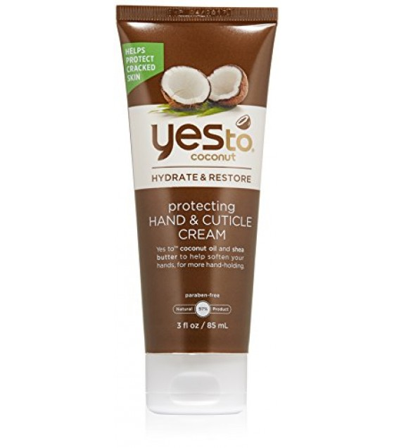 [Yes To]  Coconut, Hand & Cuticle Cream