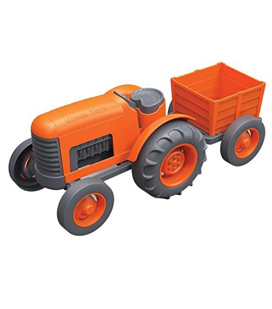[green Toys] Tractor