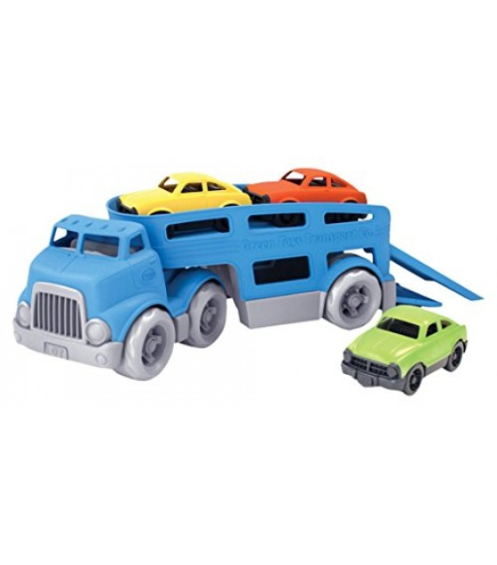 [green Toys] Car Carrier