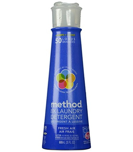 [Method] Laundry Products Detergent, Fresh Air, 50 Loads
