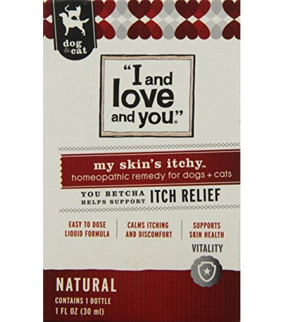 [I And Love And You] Dog & Cat Supplement My Skins` Itchy