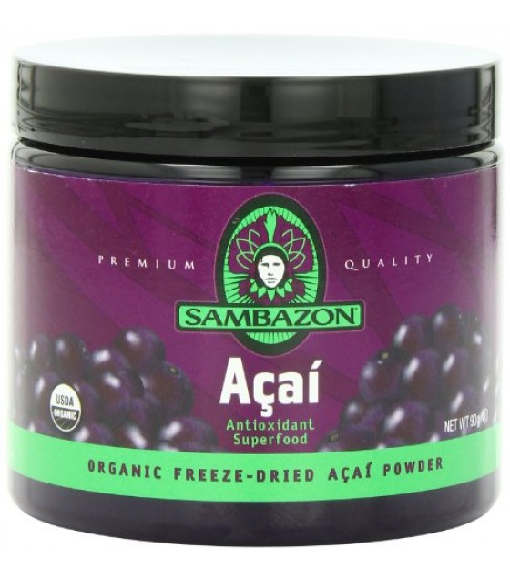 [Sambazon] Supplements Acai Powerscoop