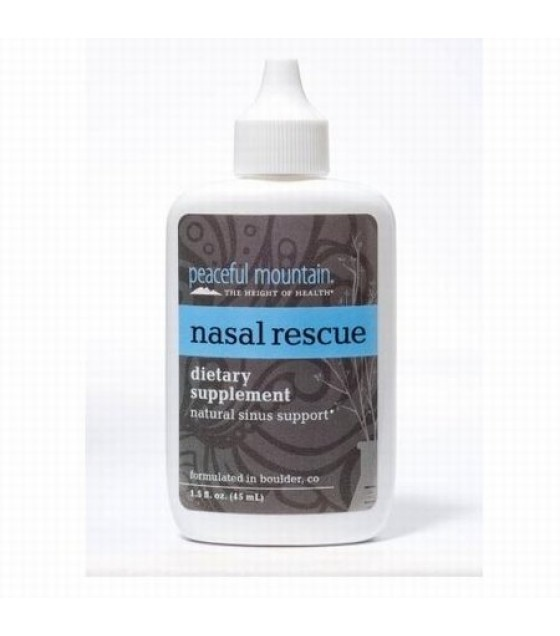 [Peaceful Mountain] Rescue Products Nasal Rescue