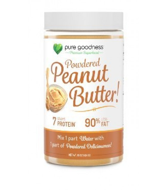 [pure Goodness] Powdered Pnut Butter