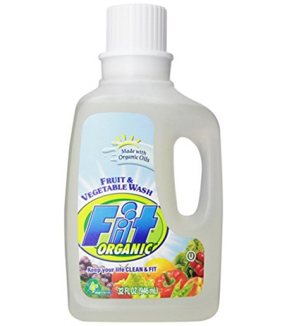 [Fit]  Produce Wash, 32oz Soaker