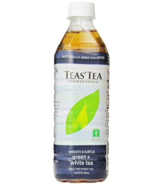 [Teas` Tea] Ready To Drink Tea Green White