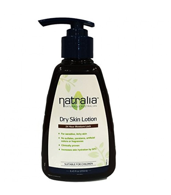 [Natralia] Skin Care Dry Skin Lotion
