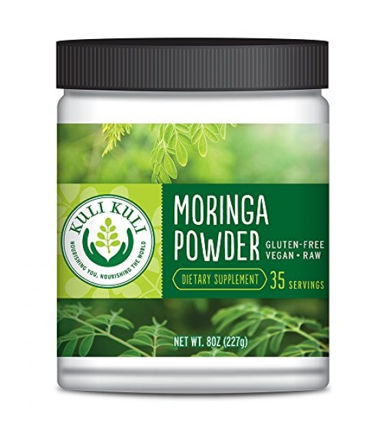 [Kuli Kuli]  Moringa Vegetable Powder  100% Organic