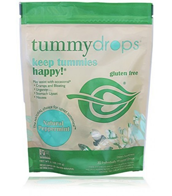 [Tummy Drops]  Natural Peppermint