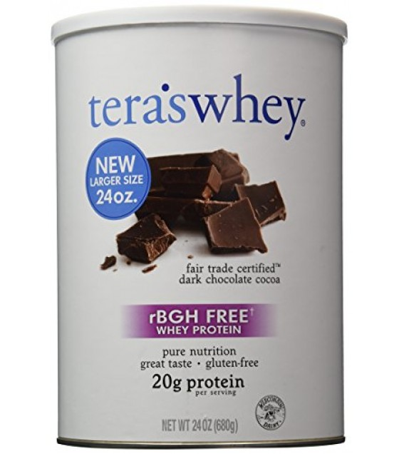 [Teras Whey] rBGH Free Whey Protein Dark Chocolate Cocoa