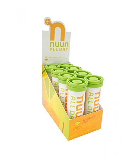 [Nuun All Day] Drink Tabs Tangerine Lime