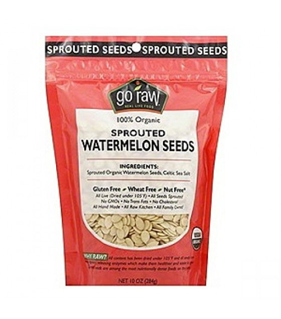 [Go Raw] Sprouted Seeds Watermelon  100% Organic