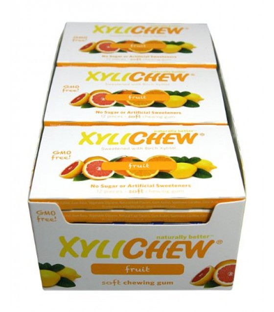 [Xylichew] Gum Fruit Gum, Display