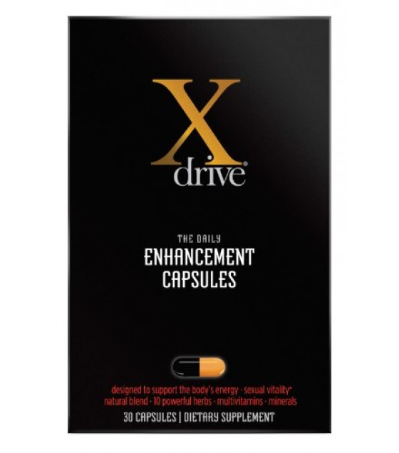 [Xdrive]  Daily Enhancement Capsules