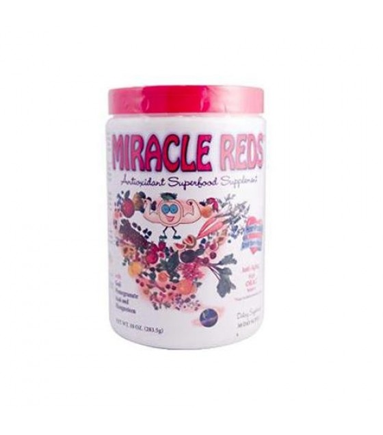 [macrolife Naturals] Miracle Reds 90 Day Size