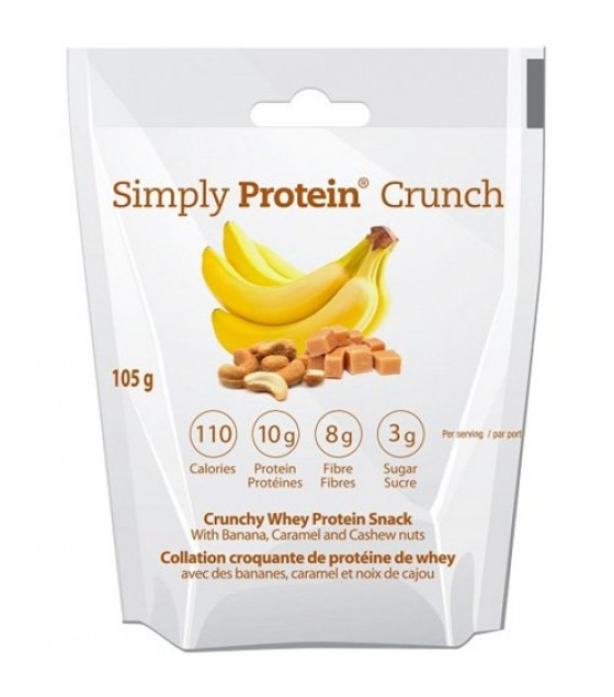 [Simply Protein                ] PROT CRNCH,S/S,BAN,CRML