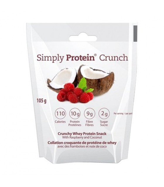 [Simply Protein                ] PROT CRNCH,S/S,RASP CONUT