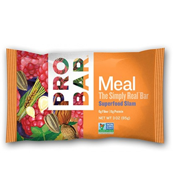 [Probar] Original Bar Super Food Slam B  At least 70% Organic