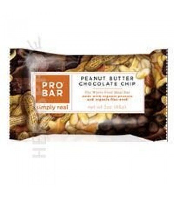 [Probar]  Peanut Butter Chocolate Chip  At least 70% Organic