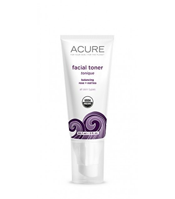 [acure] Toner,facial,rose/red Tea