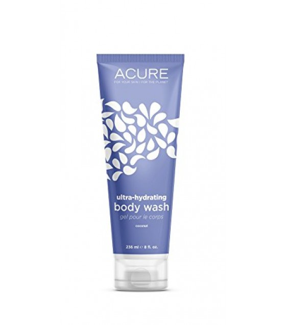 [acure] Bdy Wash,hydrate,coconut