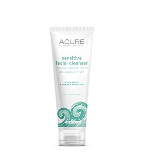 [acure] Cleanser,facial,sensitive