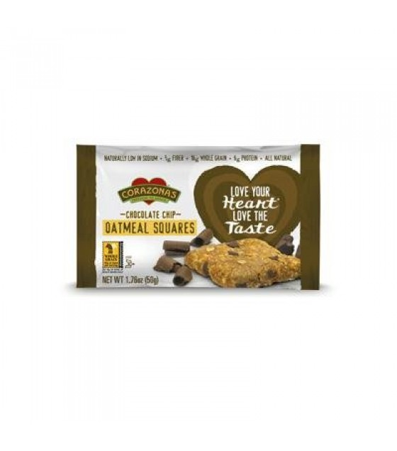 [Corazonas] Oatmeal Squares Chocolate Chip