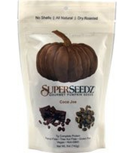 [Superseedz] Gourmet Pumpkin Seeds Coco Joe