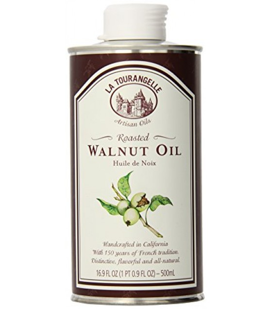[La Tourangelle] Oils Tour Rstd Walnut  Oil