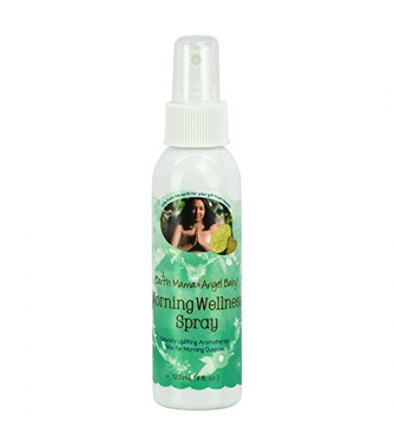 [earth Mama Angel Baby] Morning Wellness Spray
