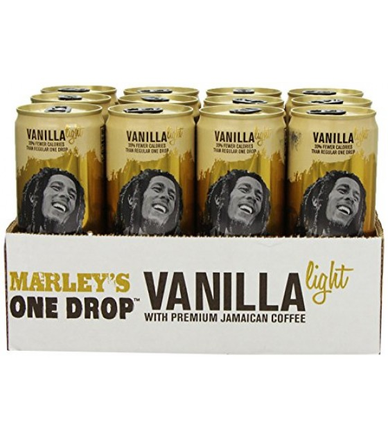 [Marley`S] One Drop Vanilla Light