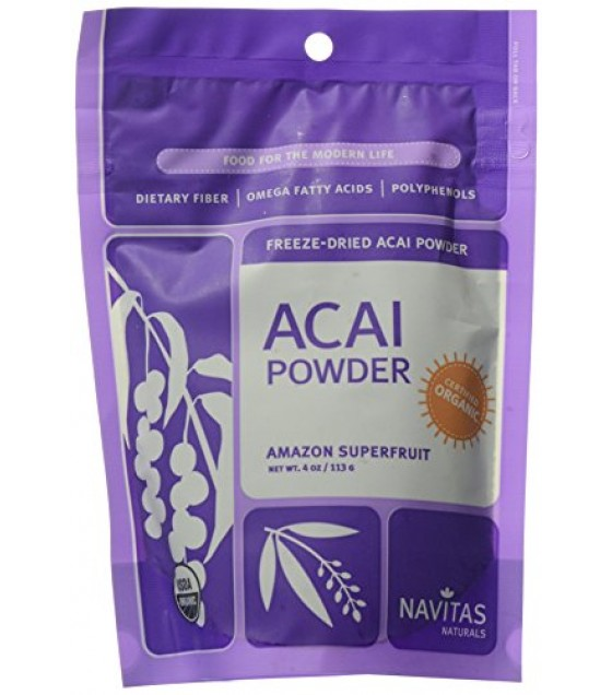 [Navitas Naturals]  Acai Powder  At least 95% Organic