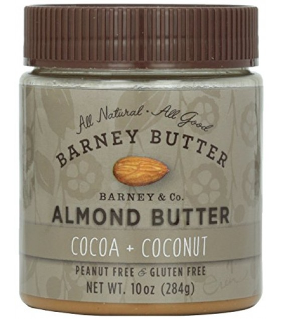 [Barney Butter] Almond Butter Cocoa + Coconut