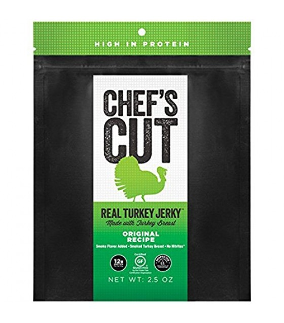 [Chef`S Cut] Real Turkey Jerky Original
