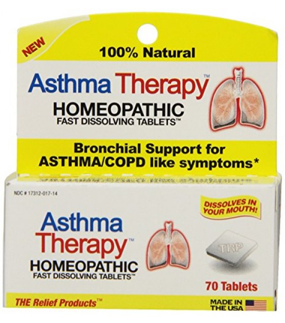 [Trp Company] ASTHMA THERAPY