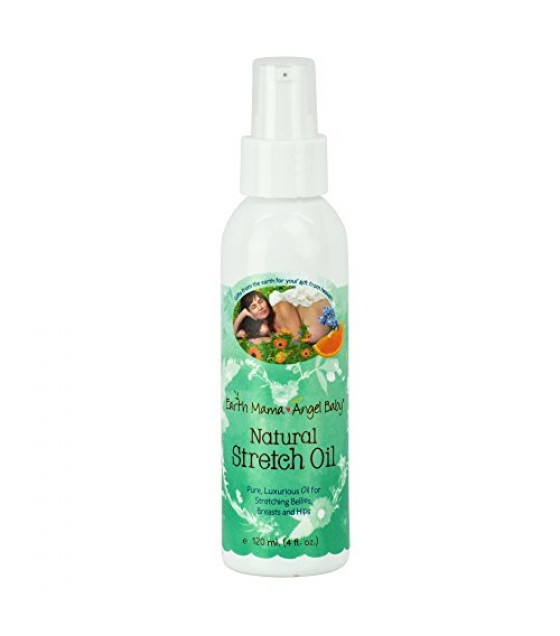 [Earth Mama Angel Baby] Pregnancy Products Natural Stretch Oil