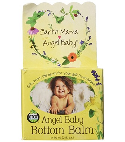 [Earth Mama Angel Baby] Baby Products Angel Baby Bottom Balm