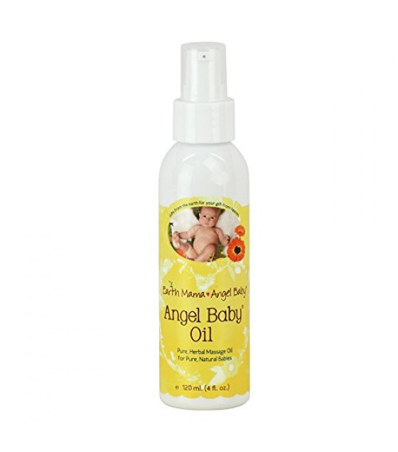 [Earth Mama Angel Baby] Baby Products Angel Baby Oil